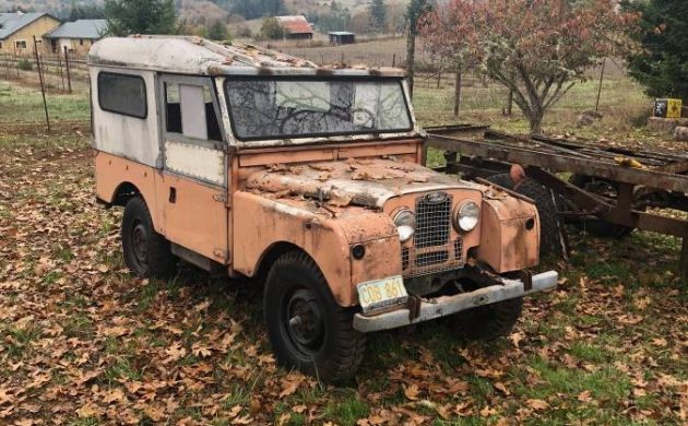 Land Rover For Sale - Barn Finds