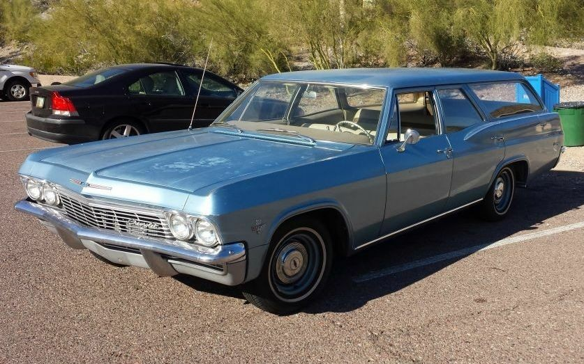 Survivor Wagon 1965 Chevrolet Biscayne