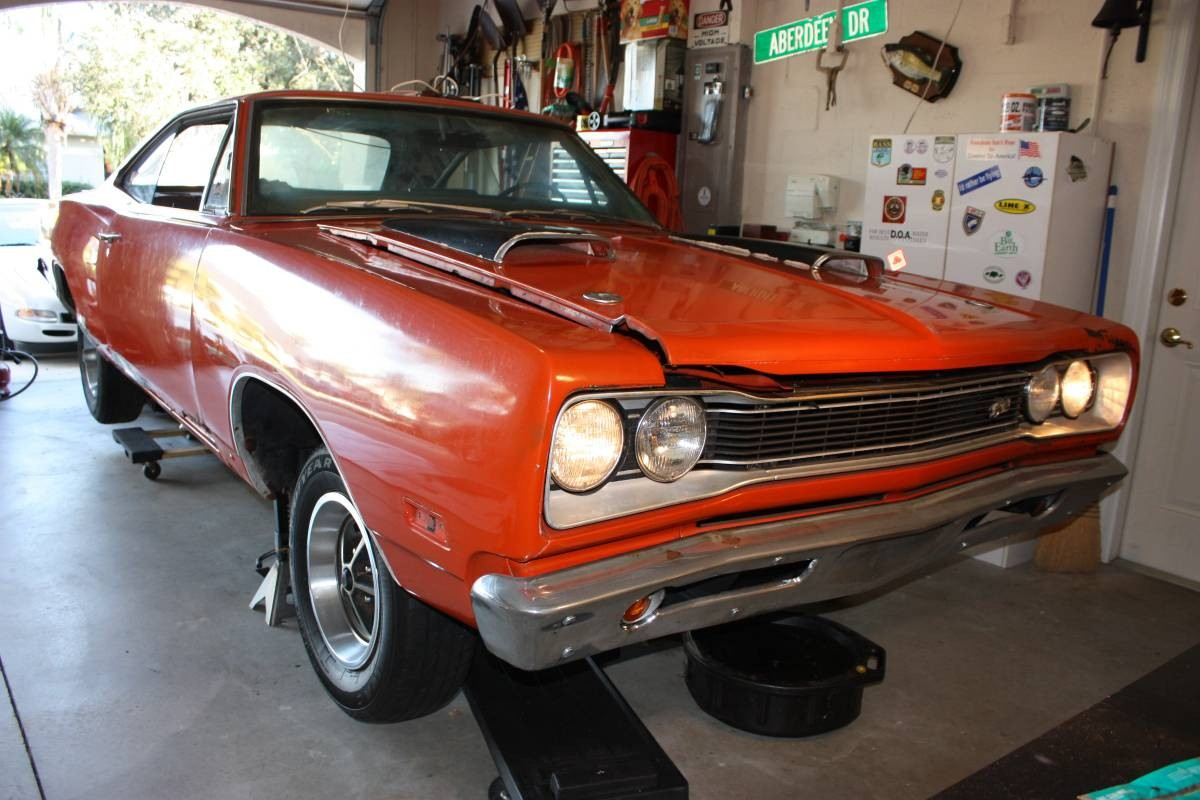 1969 Dodge Super Bee A40 Quot Scat Pack Quot