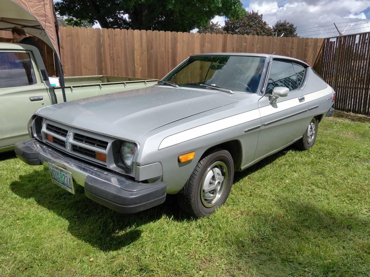 Futuristic Styling 1977 Datsun 200sx S10