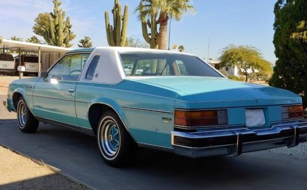 Well Maintained 1978 Buick Lesabre Custom
