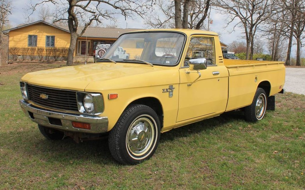 Save From Drag Racing: 1979 Chevrolet LUV