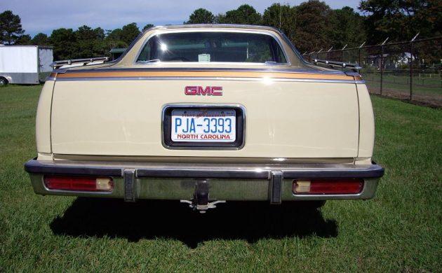 Great Condition: 1979 GMC Caballero
