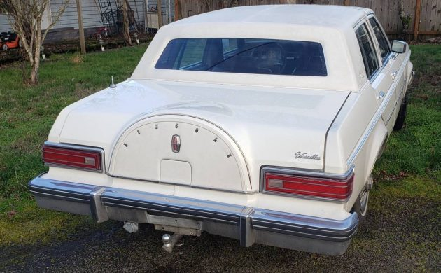 74K Miles Daily Driver: 1979 Lincoln Versailles
