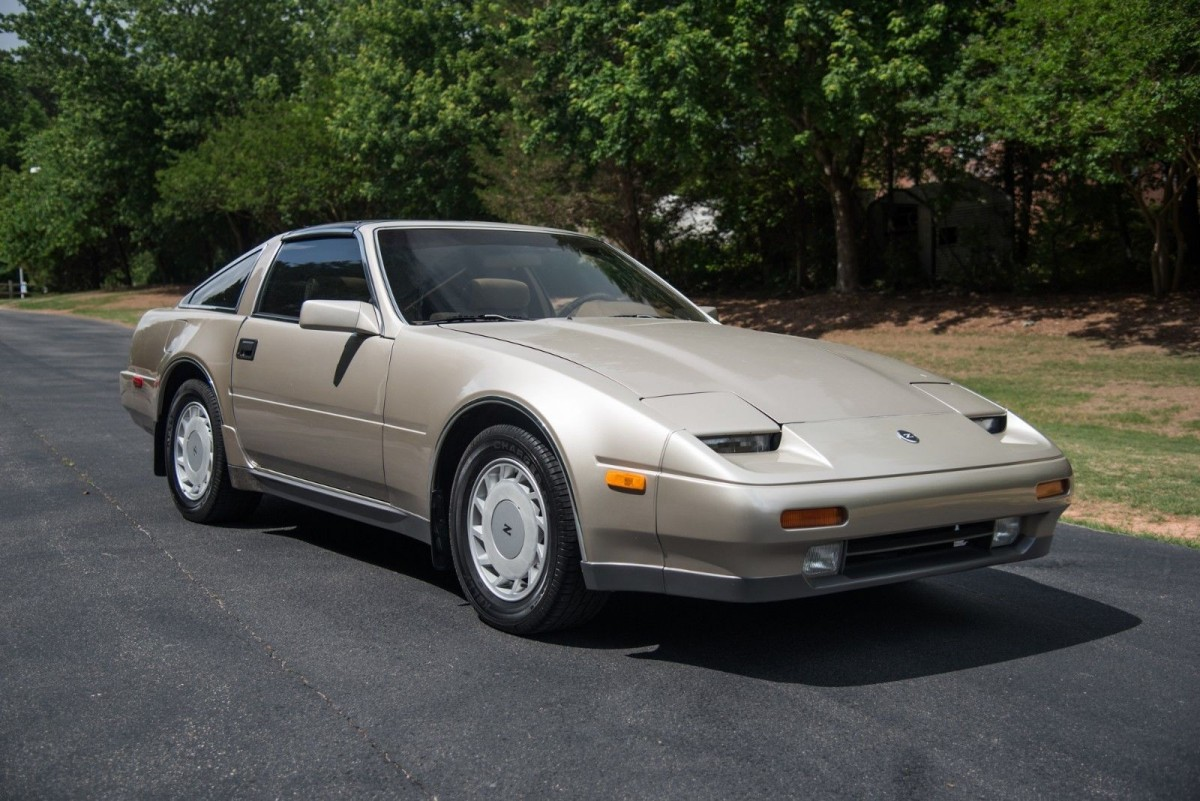 Clean Amp Stock Z31 1988 Nissan 300zx