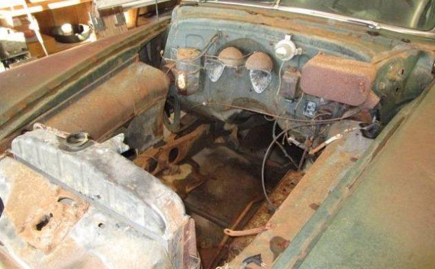 Hot Rod Potential: 1952 Pontiac Tin Woody