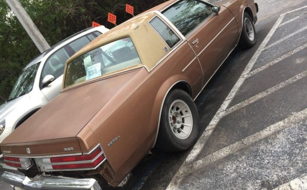 Chestnut brown lc2 1987 buick regal turbo coupe - Chestnut brown exterior gloss paint ...