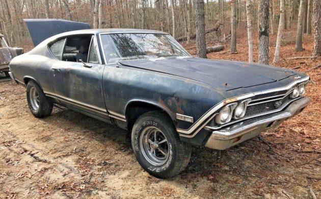 New Chevelle Ss >> Junkyard Rescue: 1968 Chevrolet Chevelle SS