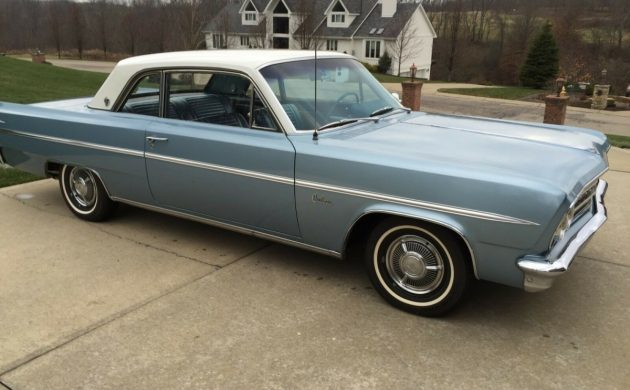 One Family Owned: 1963 Oldsmobile Cutlass F85