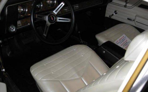 Striking Gold: 1970 Oldsmobile Cutlass W-31