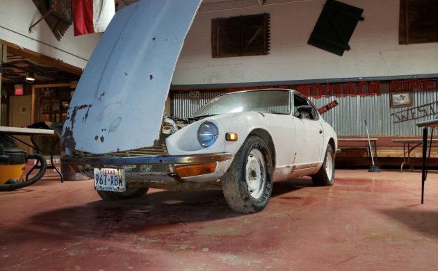 Junkyard Rescue: 1971 Datsun 240Z