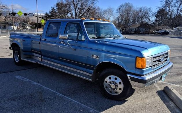 1989 ford f350 engine options