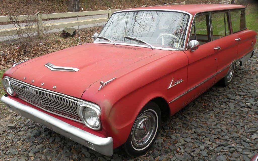 Craigslist Com Philadelphia >> Domestic Long Roof: 1962 Ford Falcon Wagon