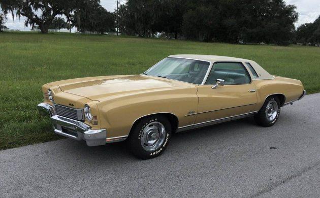 28k Original Miles 1973 Chevrolet Monte Carlo