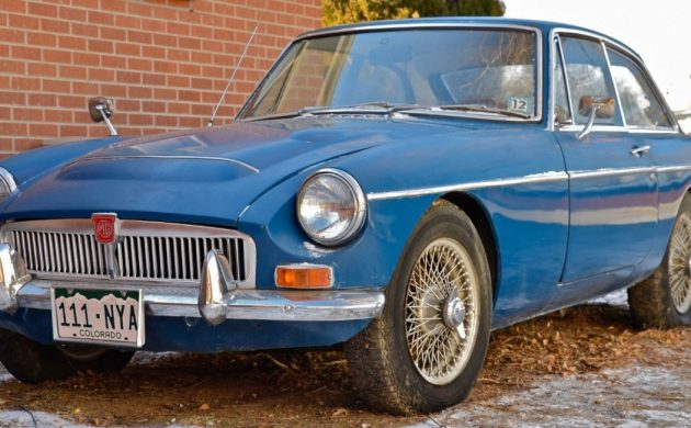 A Bargain? 1968 MGC-GT With Overdrive