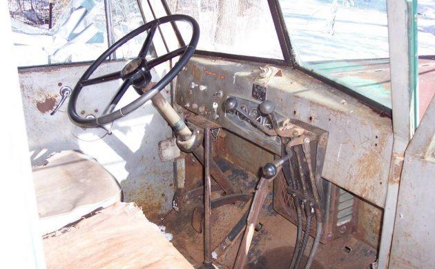 Winter Workhorse: 1956 Oshkosh Plow Truck