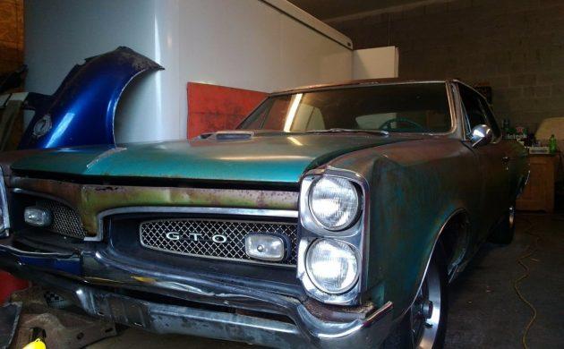 Package Deal: 1967 Pontiac GTO
