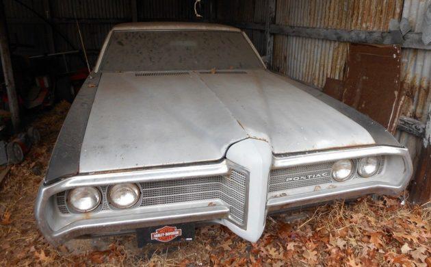 One Owner 1969 Pontiac Catalina Ventura