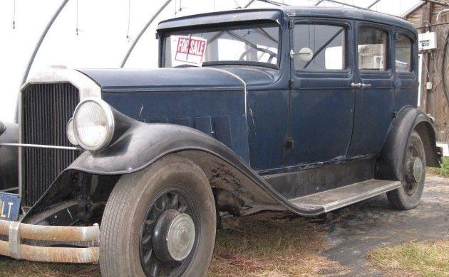 1931 Pierce-Arrow Model 43