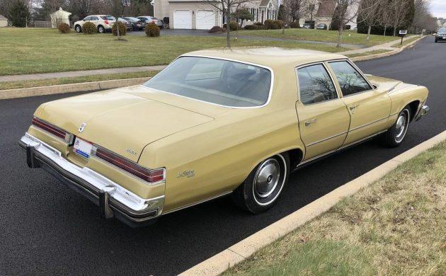 Rare Luxury: 1974 Buick LeSabre Luxus