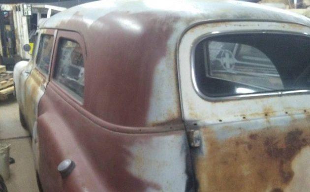 Rescue A Rescuer: 1952 Chevrolet Ambulance