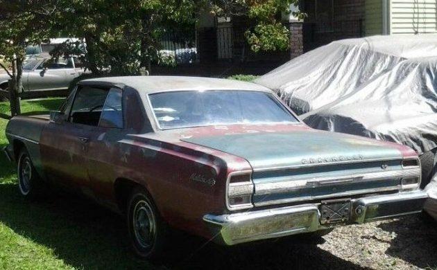 Popular Project: 1964 Chevrolet Chevelle Malibu