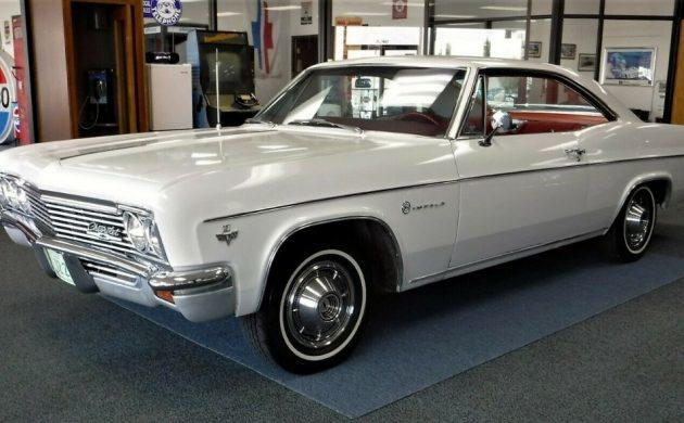 Unrestored Survivor: 1966 Chevrolet Impala