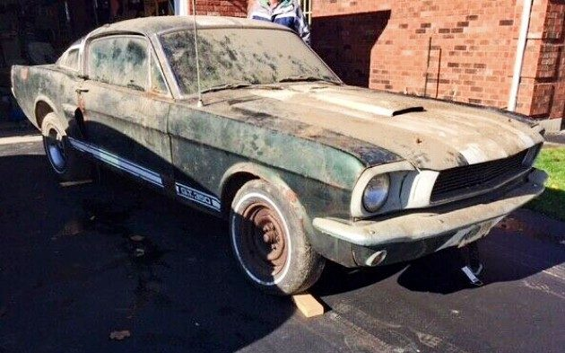 Mustang For Sale Ontario >> K-Code Fastback: 1966 Mustang GT