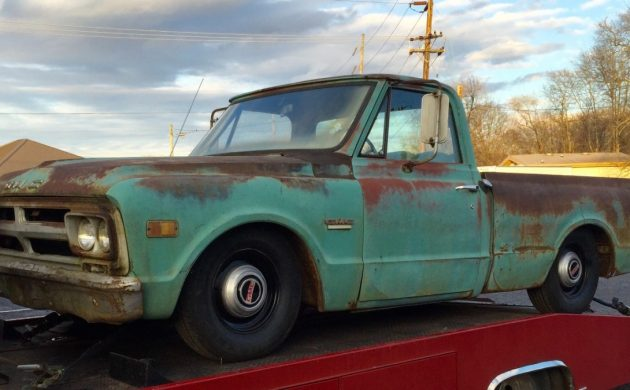 Gmc For Sale Barn Finds