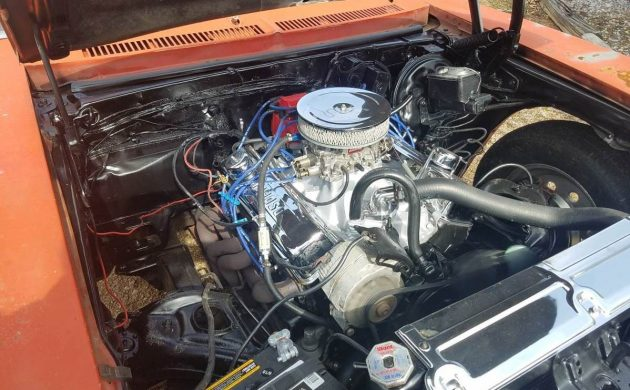 Original 4-Speed: 1974 Chevrolet Nova SS