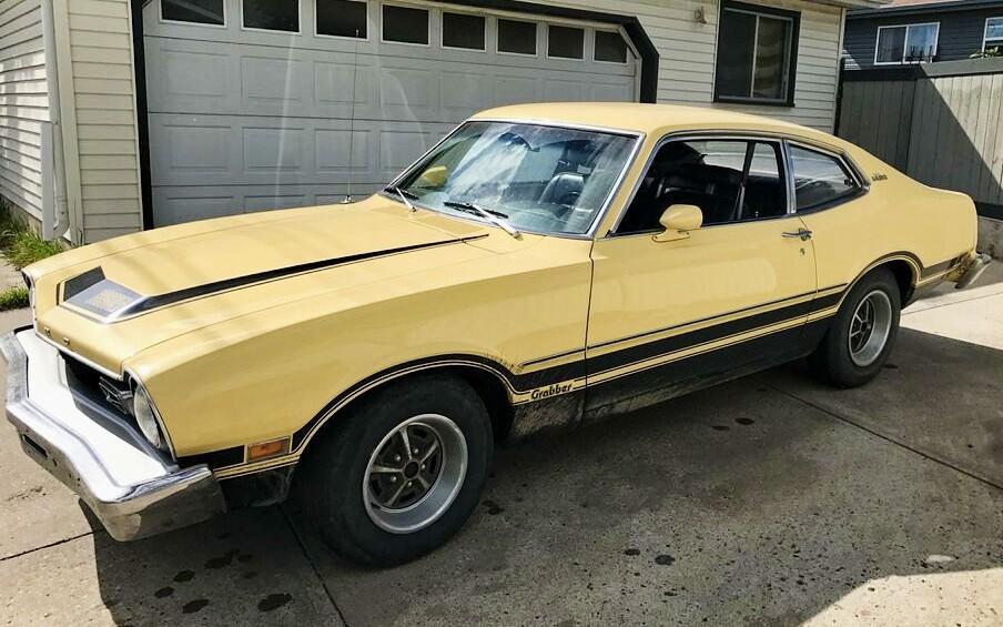 Ford Maverick For Sale >> Fun Summer Driver: 1975 Ford Maverick Grabber