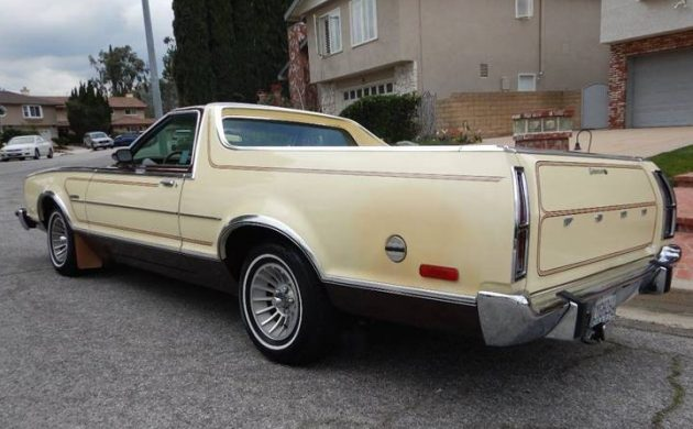 The Pampered Life: 1978 Galpin Ford Ranchero GT
