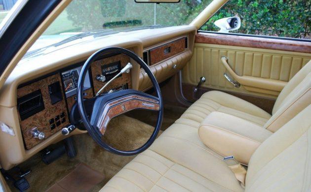 Mercedes Wanna Be 1978 Ford Granada Ess