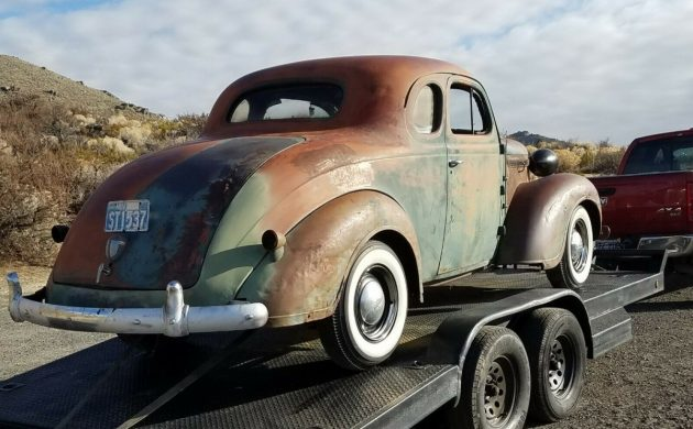 Hot Rod Project  1938 Plymouth Coupe