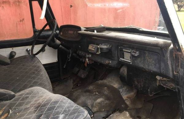 Room For The Whole Crew! 1966 Dodge Crew Cab