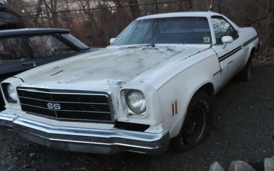 Car Lot For Sale >> 1974 Chevrolet El Camino SS 454 For $2,800?!!