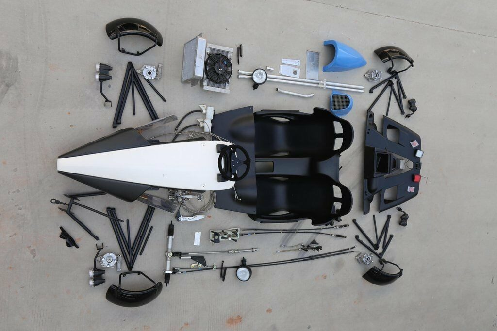 Texas Car Inspection >> Build Your Own Ariel Atom With This Kit!