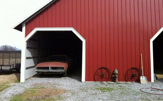 Trade for Wheels? 1969 Dodge Charger Project