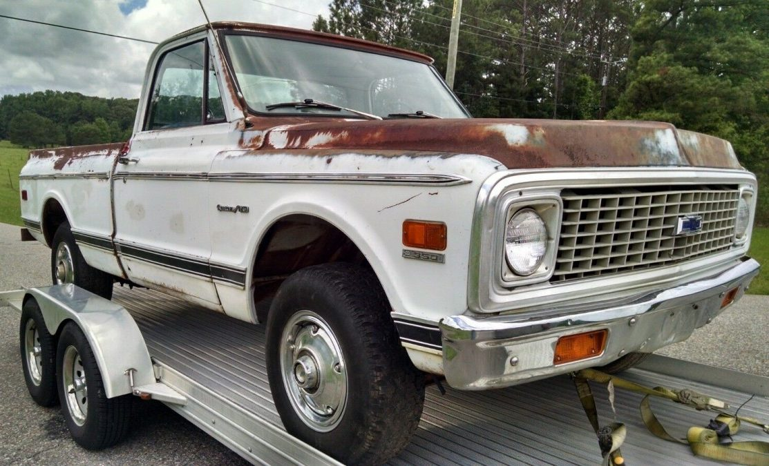 Build it Your Way: 1972 Chevrolet C10