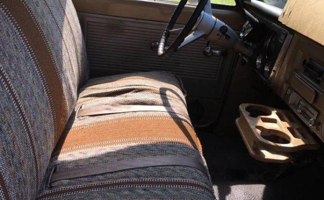 57,000 Original Miles: 1968 Chevy Pickup