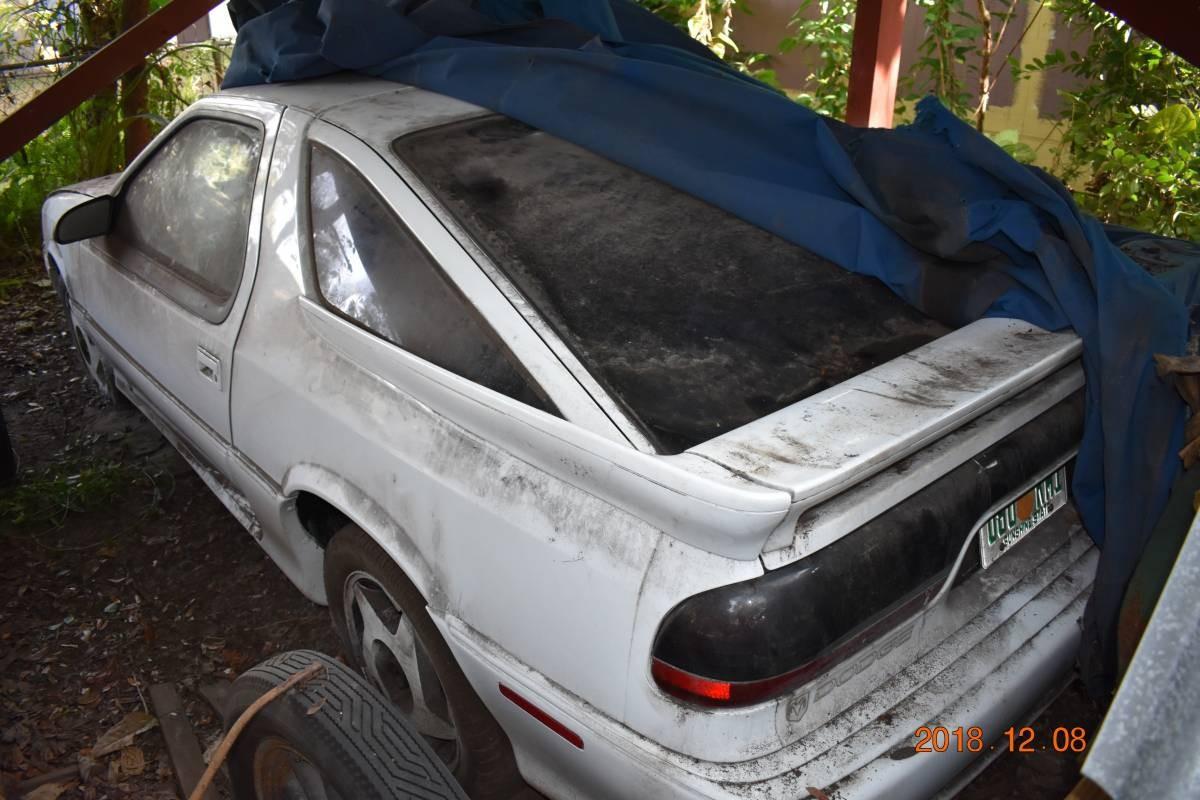 Car Guy Garage Sale 1992 Dodge Daytona Iroc R T
