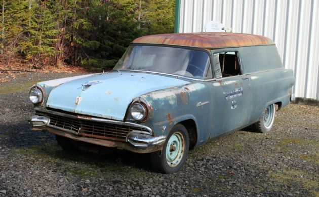 Solid Project: 1956 Ford Sedan Delivery