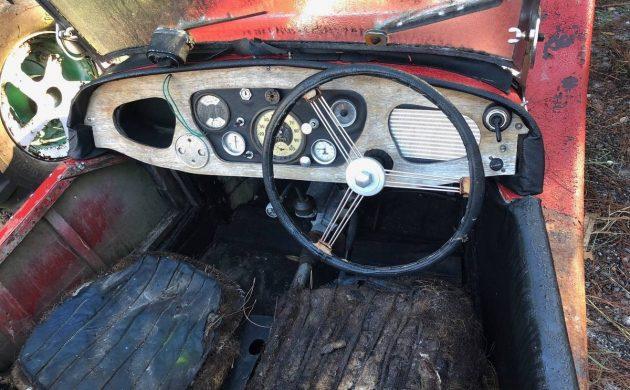Craigslist Daytona Beach Florida >> First Four-Wheeler: 1940 Morgan 4-4
