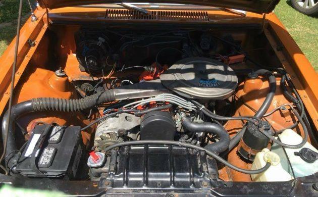 1976 Chevrolet Chevette Survivor