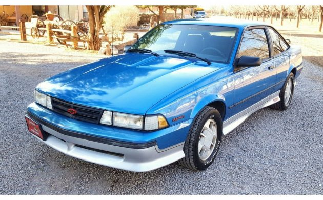 90 1990 Chevrolet Cavalier owners manual