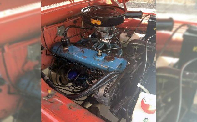Sweet Short Bed: 1970 Dodge D100