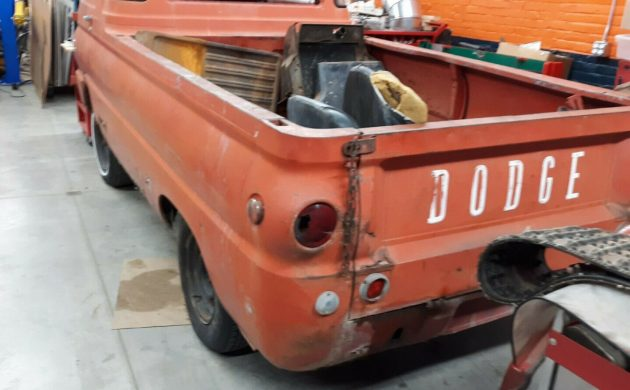 $3,000 Pickup Project: 1967 Dodge A100