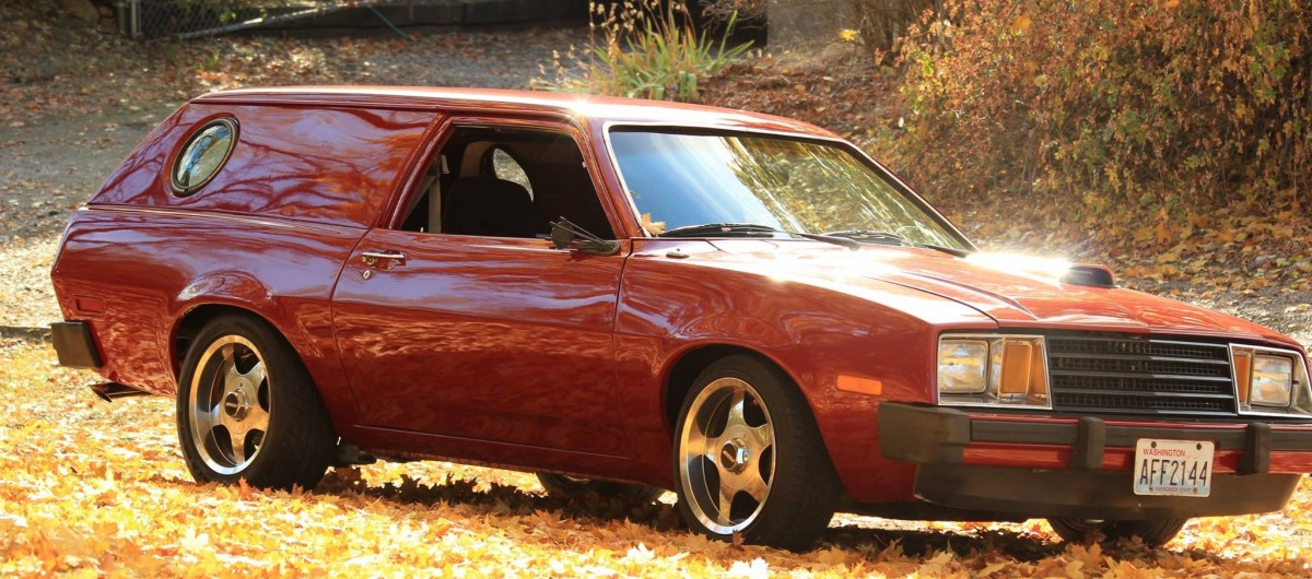 Cal Worthington Ford Anchorage >> Museum Stored: 1979 Ford Pinto Station Wagon