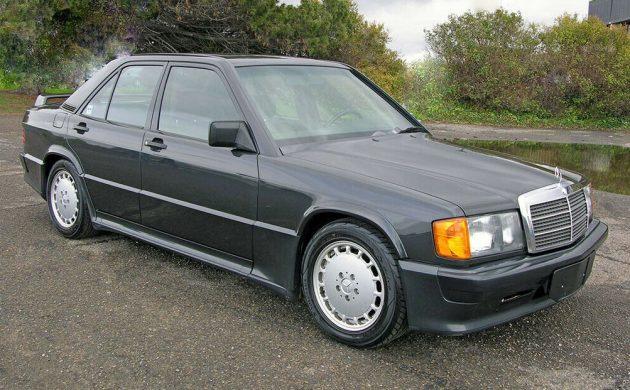 Cosworth Survivor: 1986 Mercedes 190E 2 3 16V