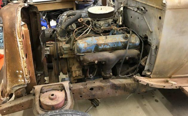 440 Power! 1934 Dodge Five-Window Hot Rod